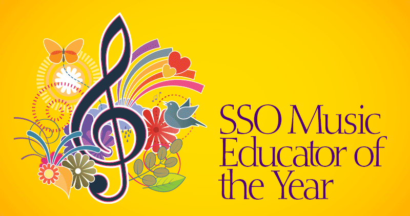 2020 Music Educator of the Year: Brice Henry
