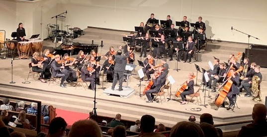 Springfield Symphony Youth Orchestras and Children's Chorus IN CONCERT!